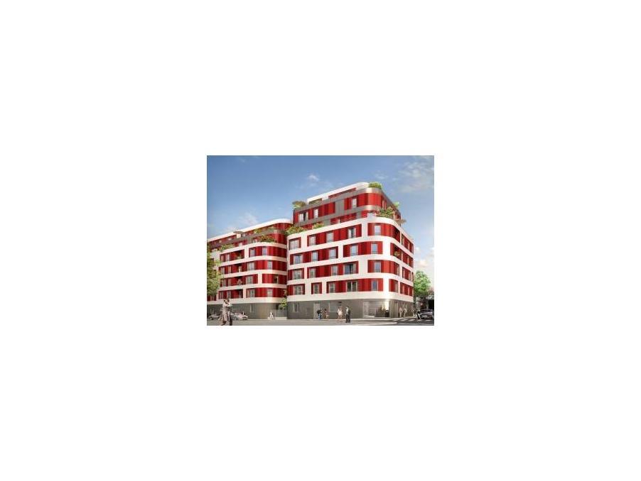 Vente Neuf Paris 19eme arrondissement  293 000 €