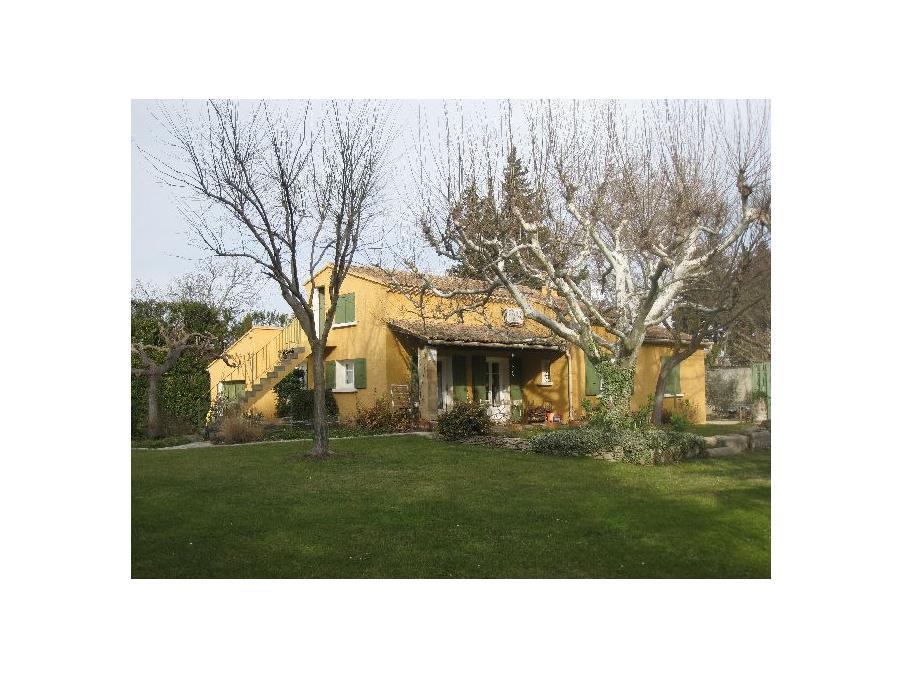 Vente Maison  avec jardin  St remy de provence  493 500 €
