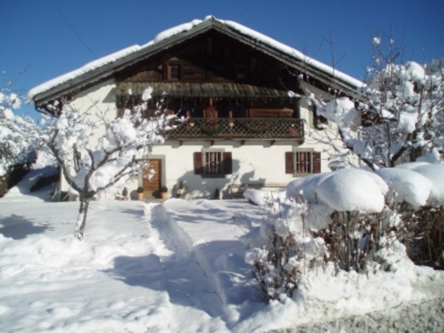 Location saisonniere Appartement Saint nicolas de véroce 4