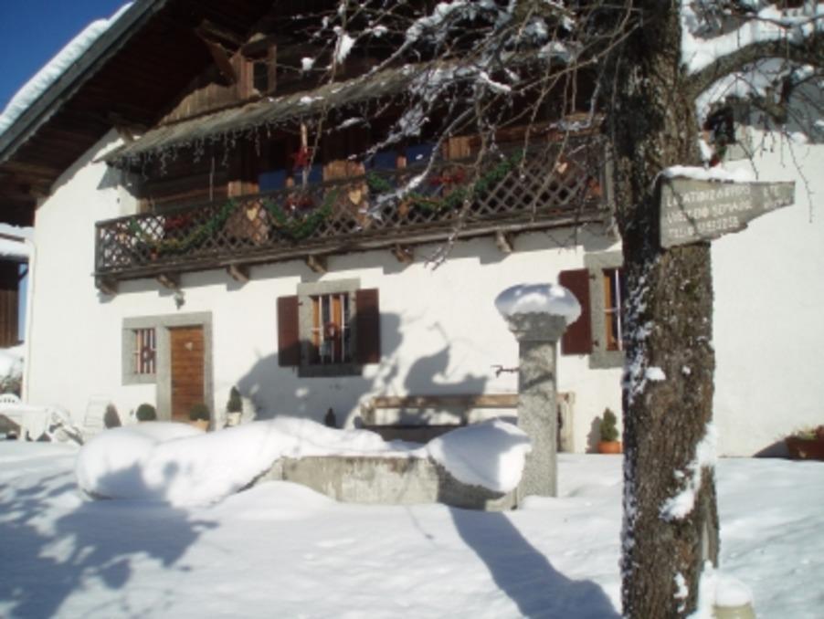 Location saisonniere Appartement Saint nicolas de véroce 5