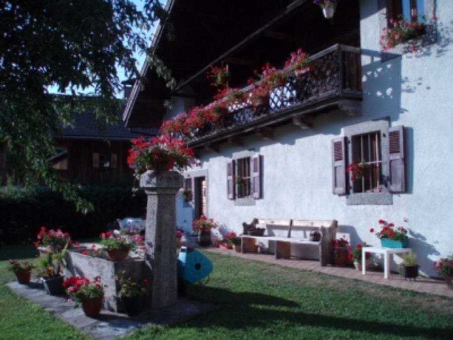 Location saisonniere Appartement Saint nicolas de véroce 6