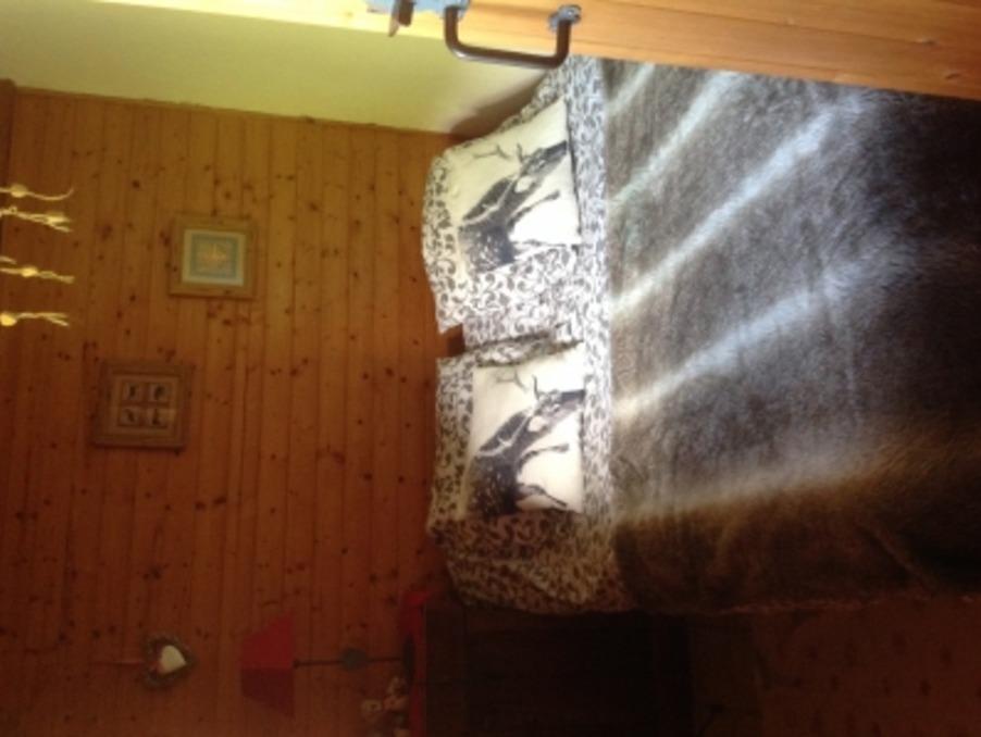 Location saisonniere Appartement Saint nicolas de véroce 7