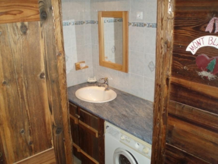 Location saisonniere Appartement Saint nicolas de véroce 8
