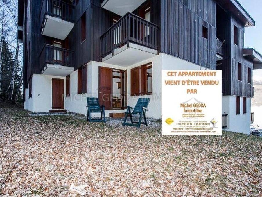 Vente Appartement  séjour 17,33 m²  Bellentre 82 000 €