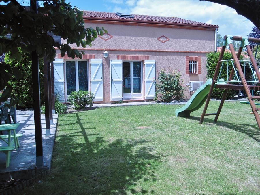 Vente Maison  avec jardin  Villeneuve Tolosane  359 900 €