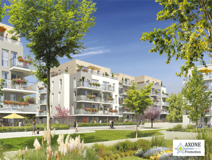 Vente Neuf Thorigny-sur-marne  265 000 €