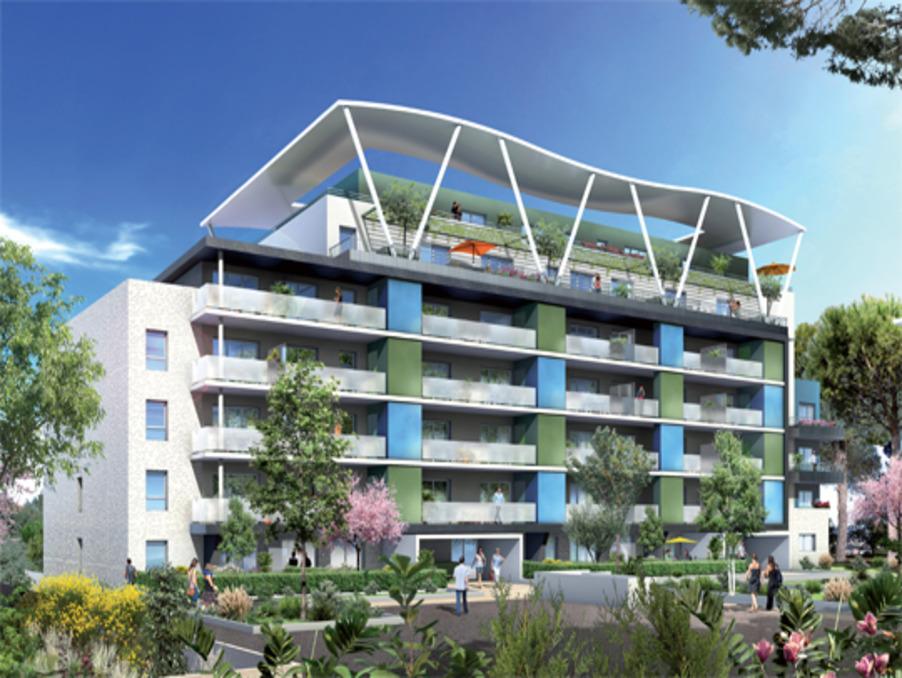 Vente appartement neuf Montpellier  172 000 €