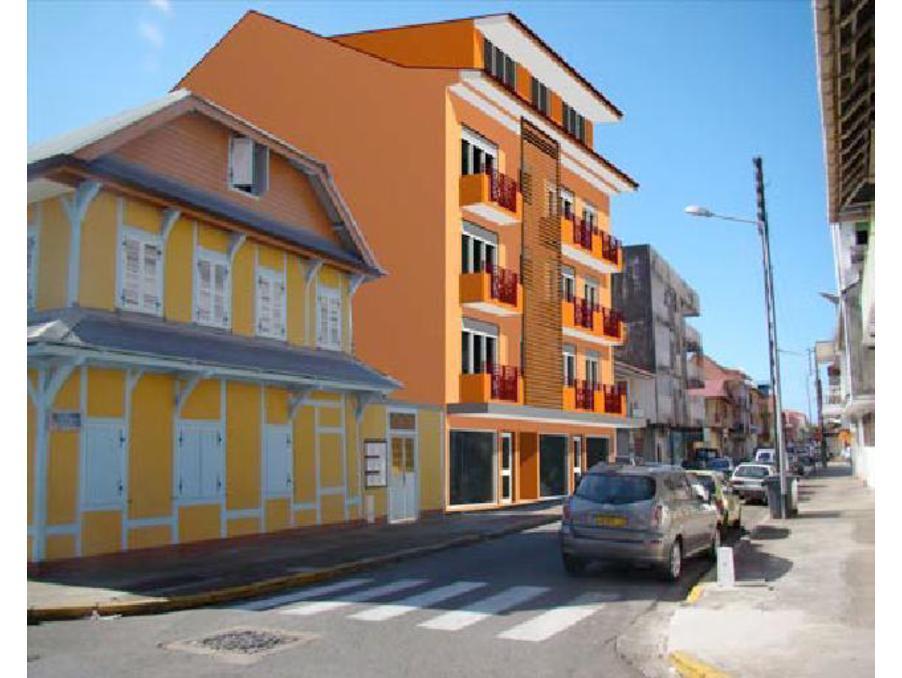 Vente Propriete  centre ville  Cayenne  192 600 €