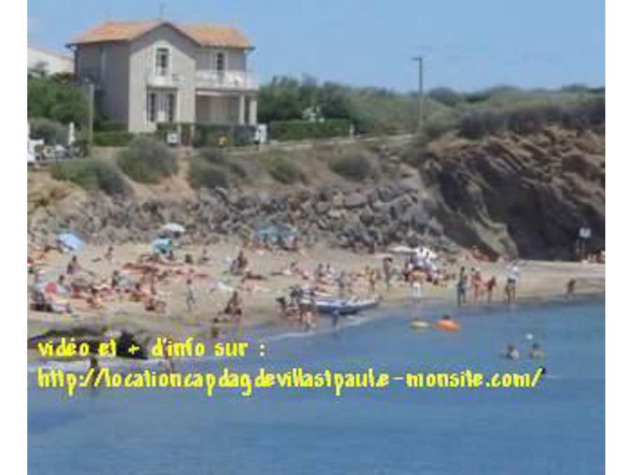 Location saisonniere Maison   LE CAP D'AGDE  960 €