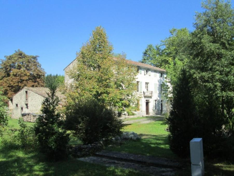 Vente Maison  4 chambres  Montsegur  395 000 €