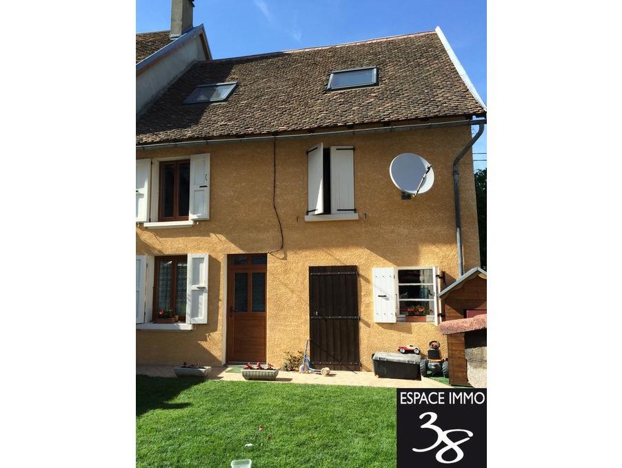 Vente Maison Pierre chatel  137 000 €