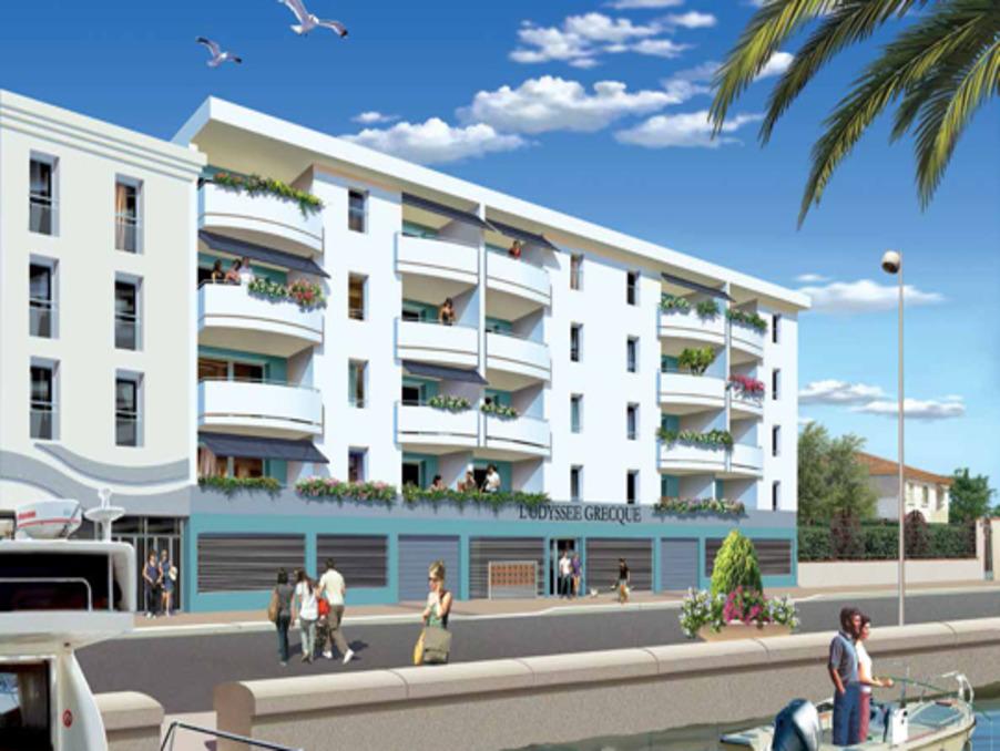 Vente appartement neuf Palavas-les-flots  170 000 €