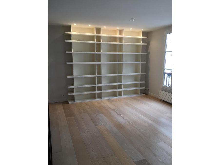 Location Appartement Paris 17eme arrondissement 1 980 €