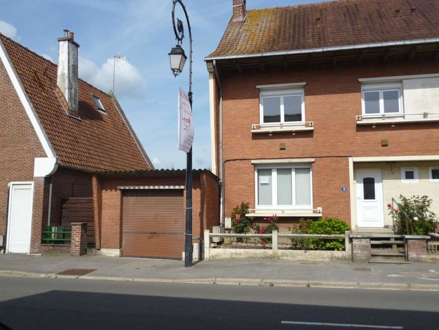 Vente Maison  centre ville  MONTREUIL/MER  158 000 €