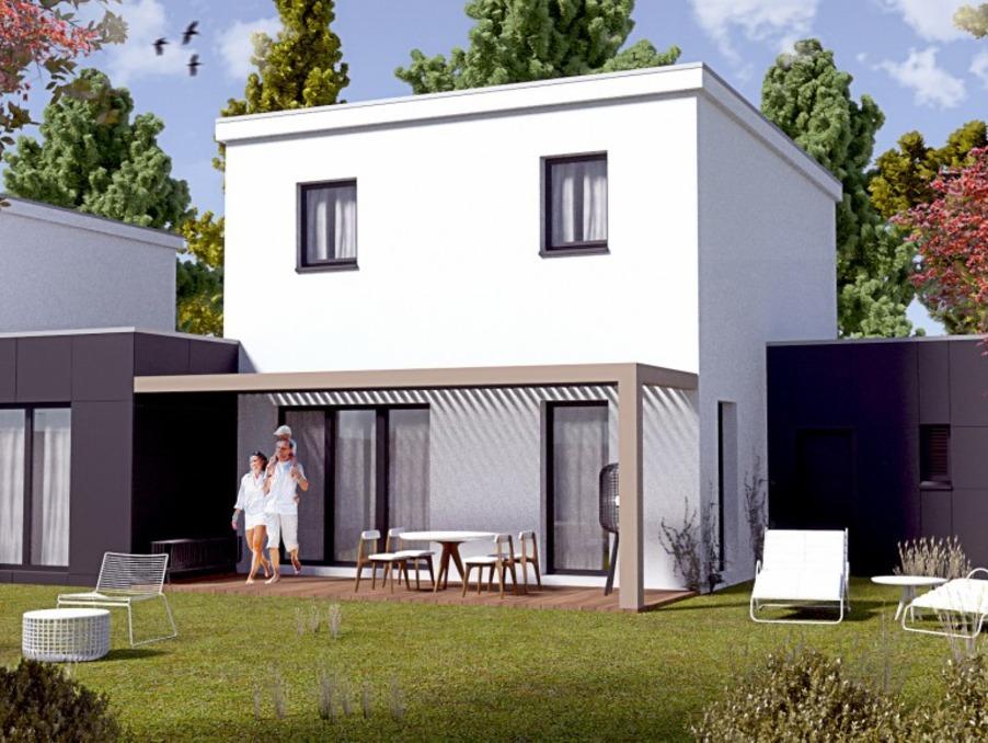 A vendre maison neuve juvignac 91 m 280636 for Garage juvignac