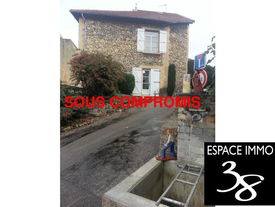 Vente Maison  3 chambres  St georges de commiers  199 000 €