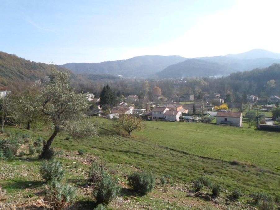 Vente Terrain Meyrannes  550 000 €