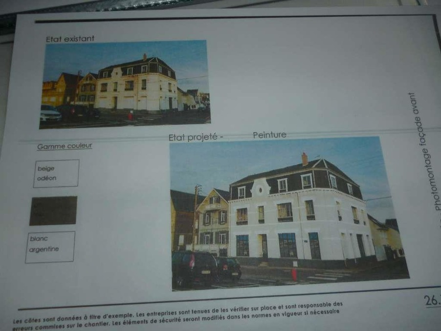 Vente Appartement  MONTREUIL 98 500 €
