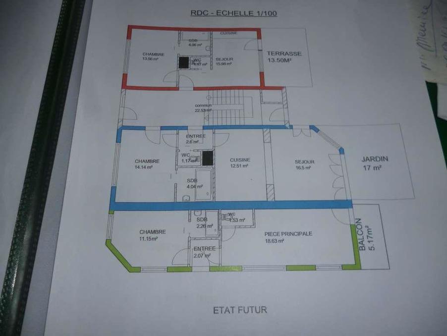 Vente Appartement MONTREUIL 4