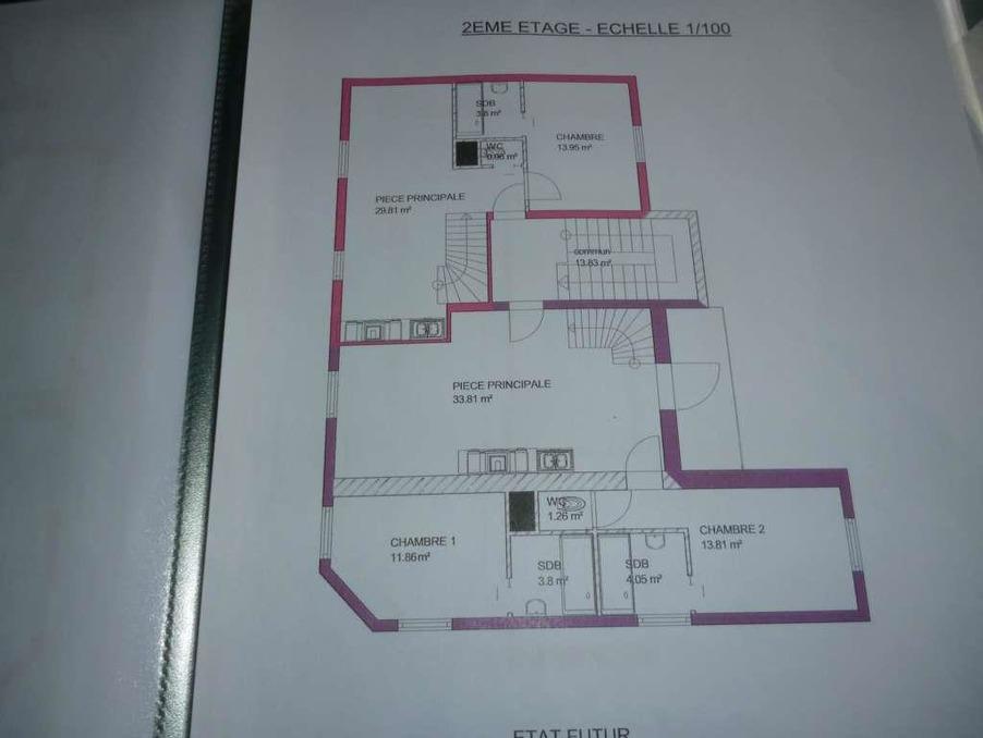 Vente Appartement MONTREUIL 5