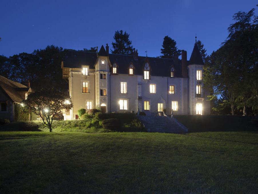 vente chateau f20 chateauroux 1400 m 775000. Black Bedroom Furniture Sets. Home Design Ideas