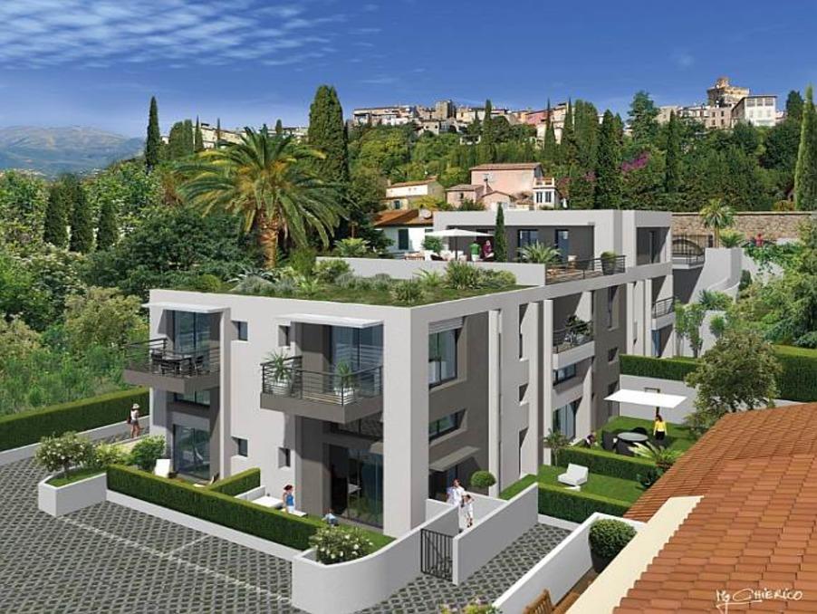 Vente appartement neuf CAGNES SUR MER  231 000 €
