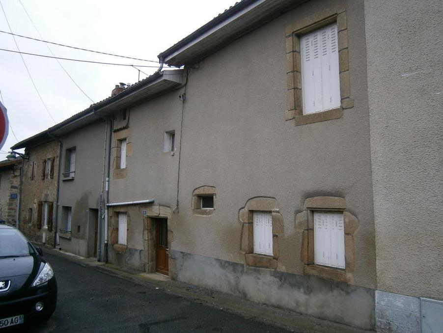 Vente Maison VERNEUIL SUR VIENNE 28 000 €
