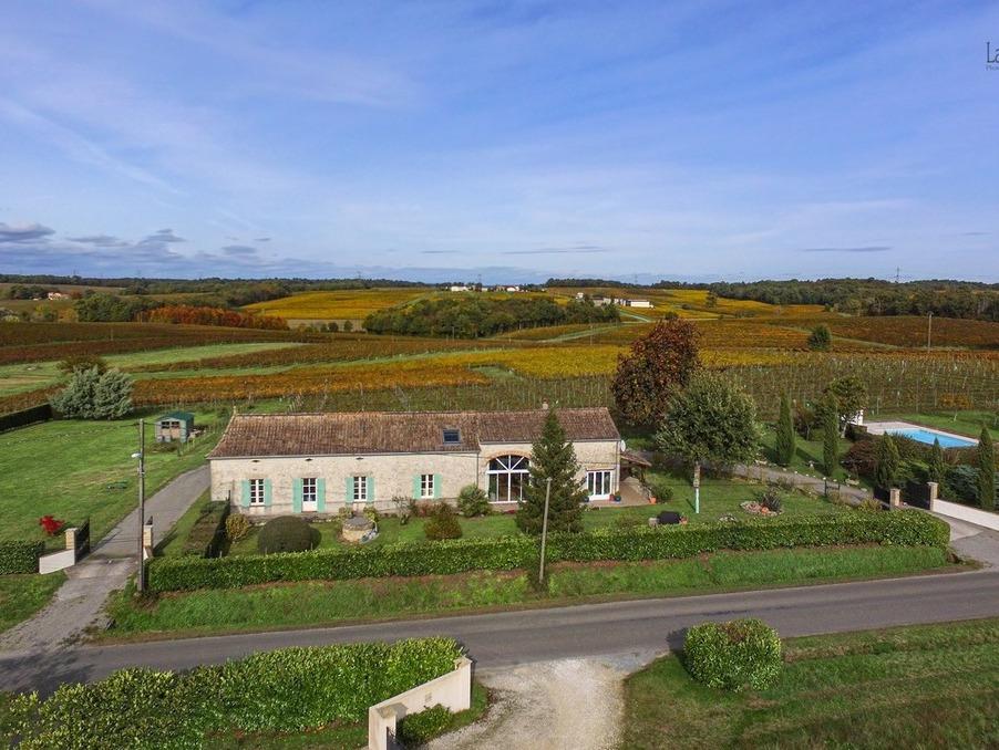 A vendre Maison avec jardin Landerrouat 230 m² 377000€