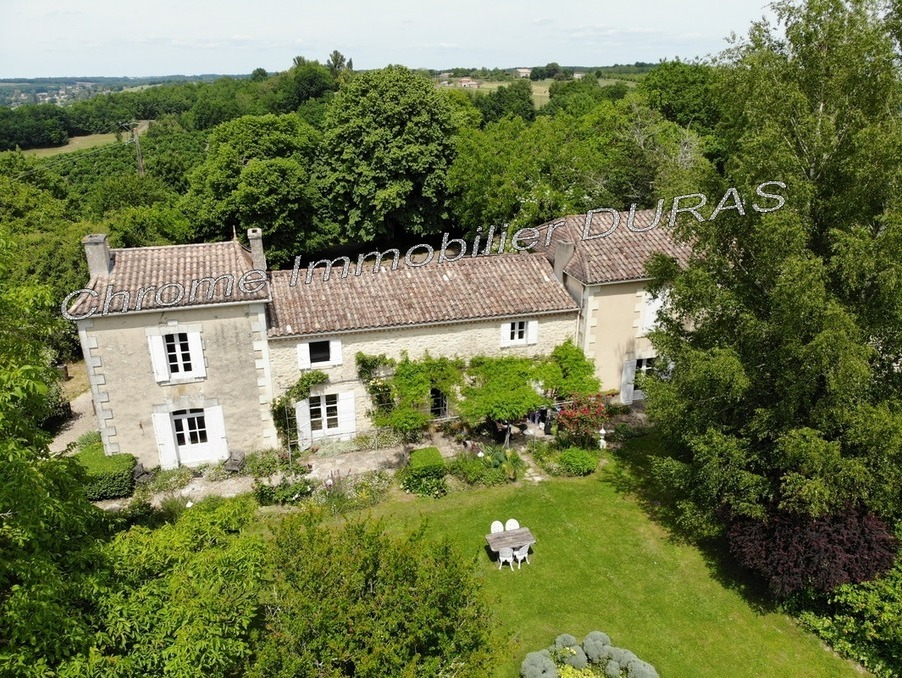 Vente Maison  avec jardin  Duras  599 980 €