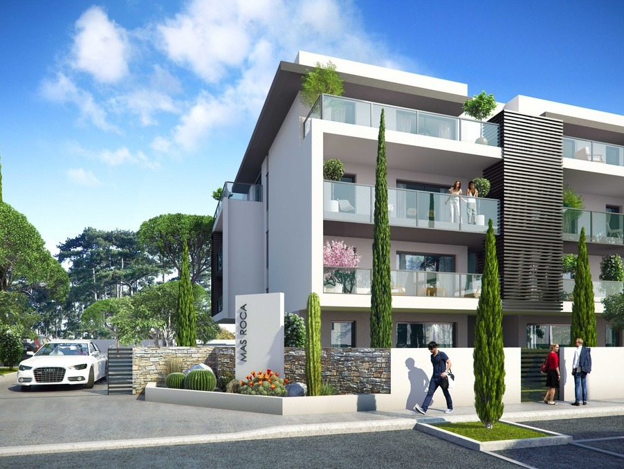 a vendre appartement neuf perpignan 42 m 128000. Black Bedroom Furniture Sets. Home Design Ideas