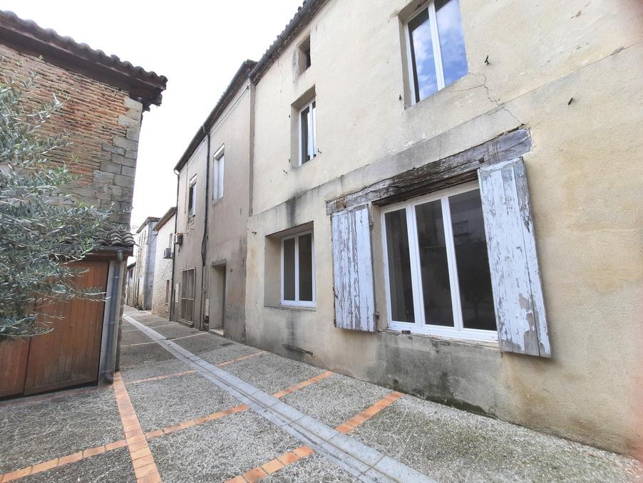 Vente Maison  séjour 23.91 m²  Miramont de guyenne 91 800 €