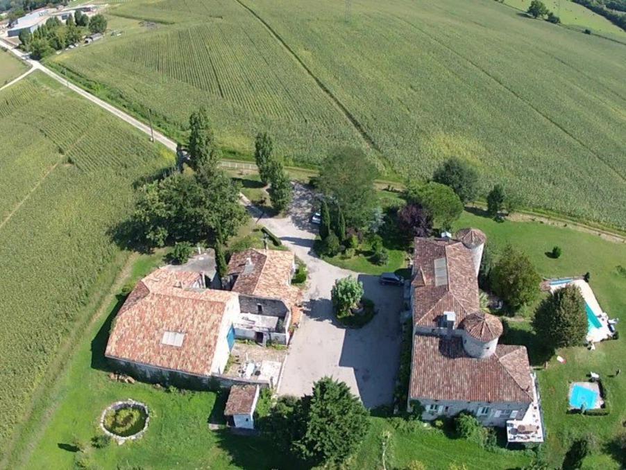 Vente Chateau  5 salles de bain  Villeneuve sur lot  546 000 €