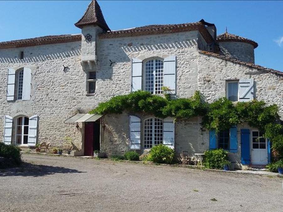 Vente Chateau Villeneuve sur lot 3