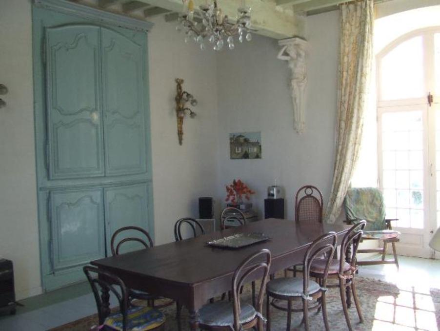 Vente Chateau Villeneuve sur lot 4