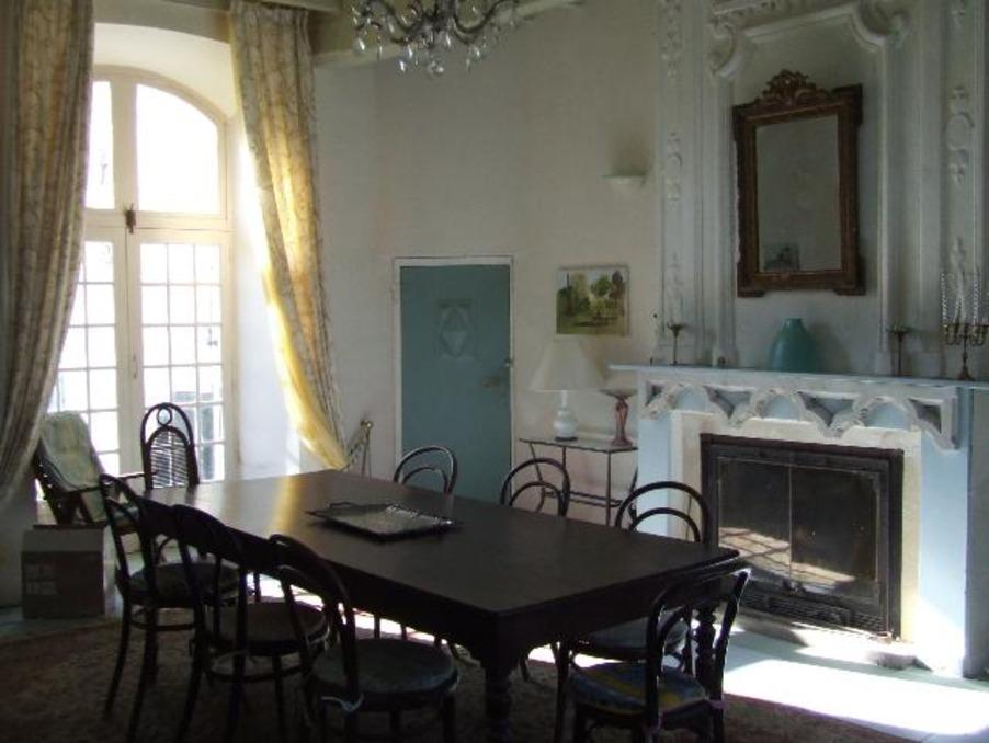 Vente Chateau Villeneuve sur lot 5