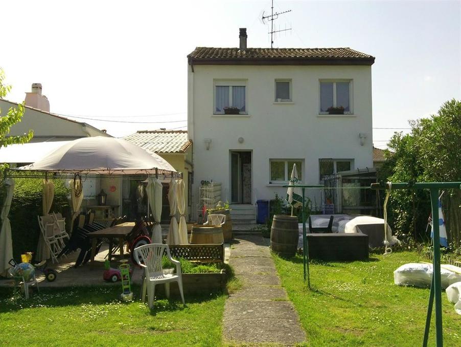 Vente Maison SAINTES  183 750 €