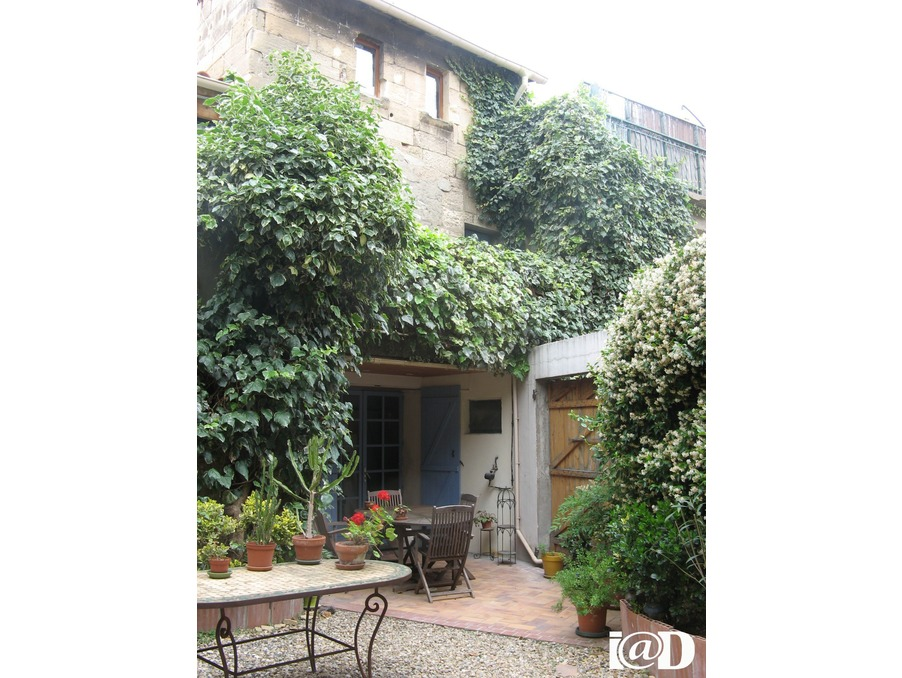 Vente Maison  4 chambres  TARASCON  197 500 €