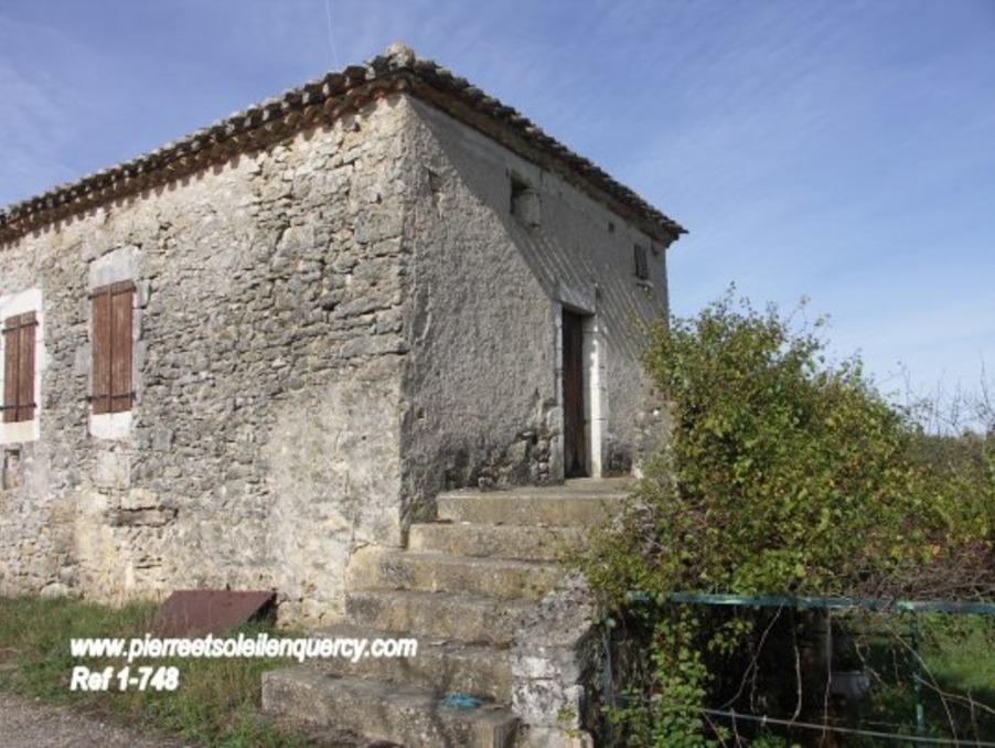 Vente Maison  avec cave  LUZECH 50 000 €