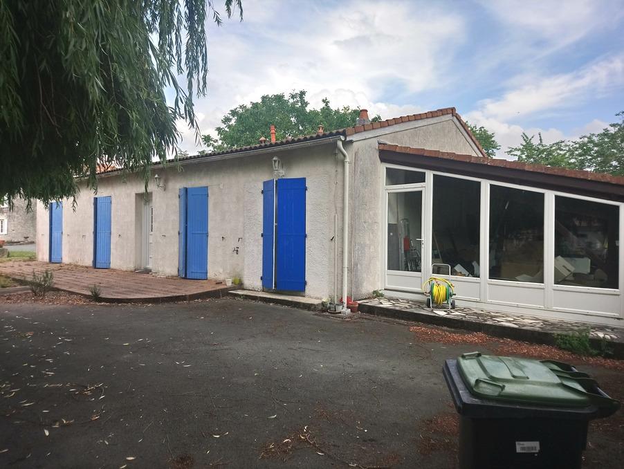 Vente Maison Saintes  199 500 €