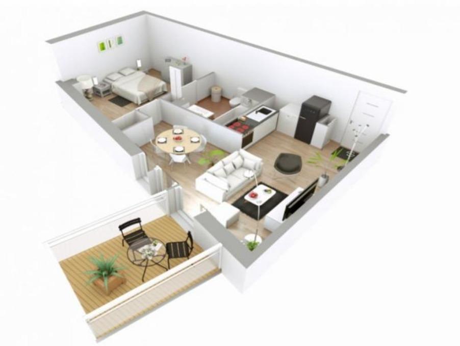 Vente Appartement  TOULOUSE  169 000 €