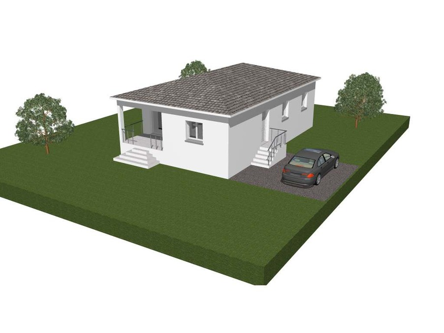 Vente Maison  séjour 40 m²  MORIANI PLAGE  192 400 €