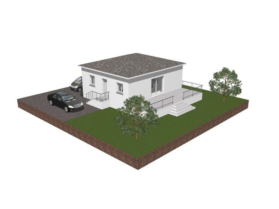 Vente Maison  séjour 30 m²  MORIANI PLAGE  157 040 €