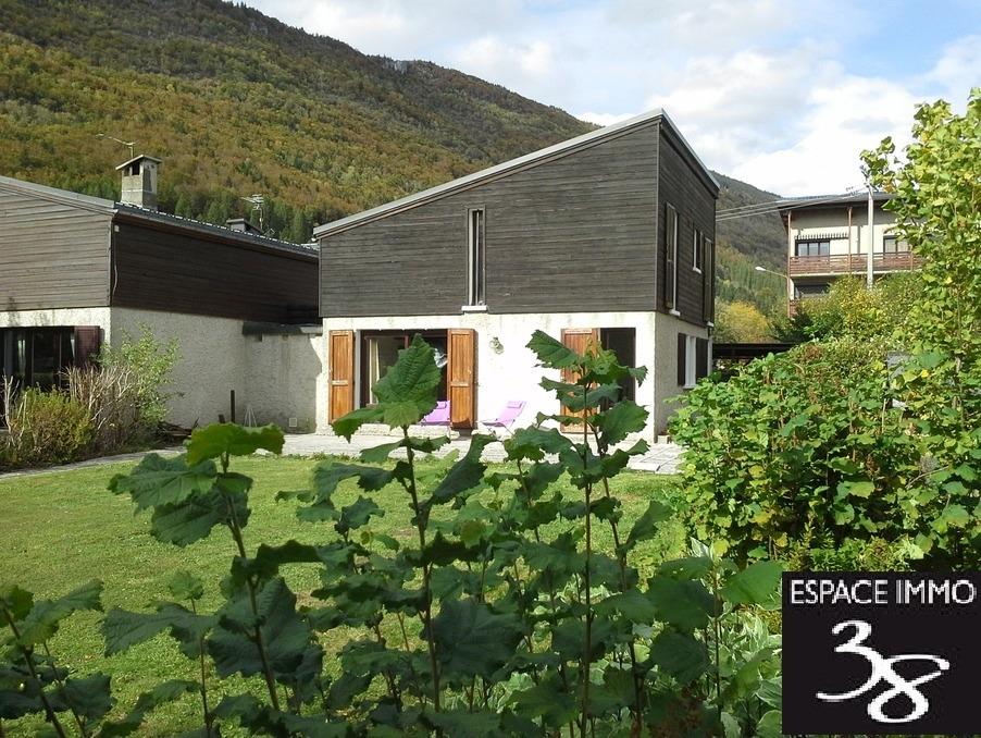 Acheter maison avec jardin t4 lans en vercors 96 m 285000 - Grillage jardin maison grenoble ...