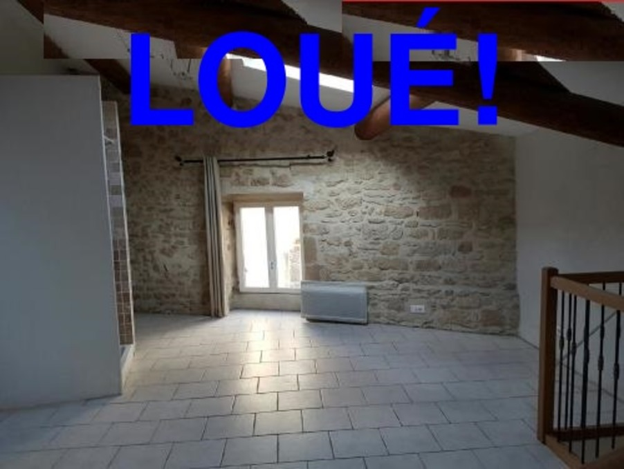 Location Maison SERNHAC  400 €