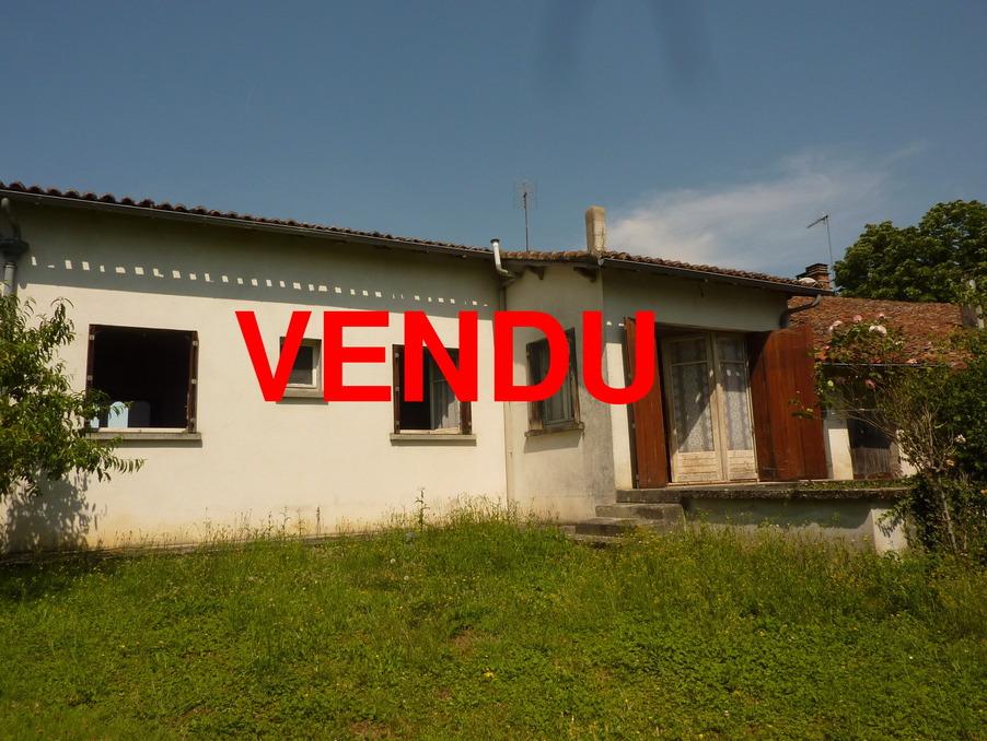 Vente Maison SAINT-CLAUD 36 500 €