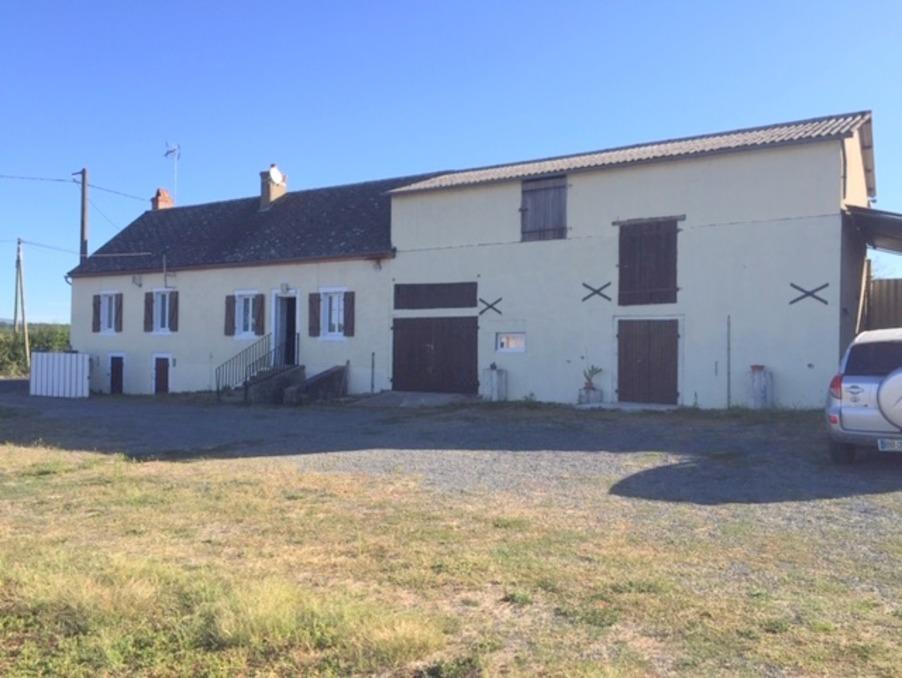 Vente Maison LUZY  111 500 €