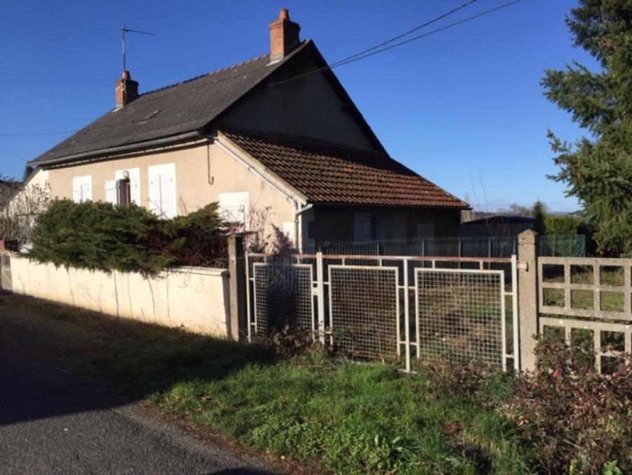 Vente Maison LUZY 47 500 €