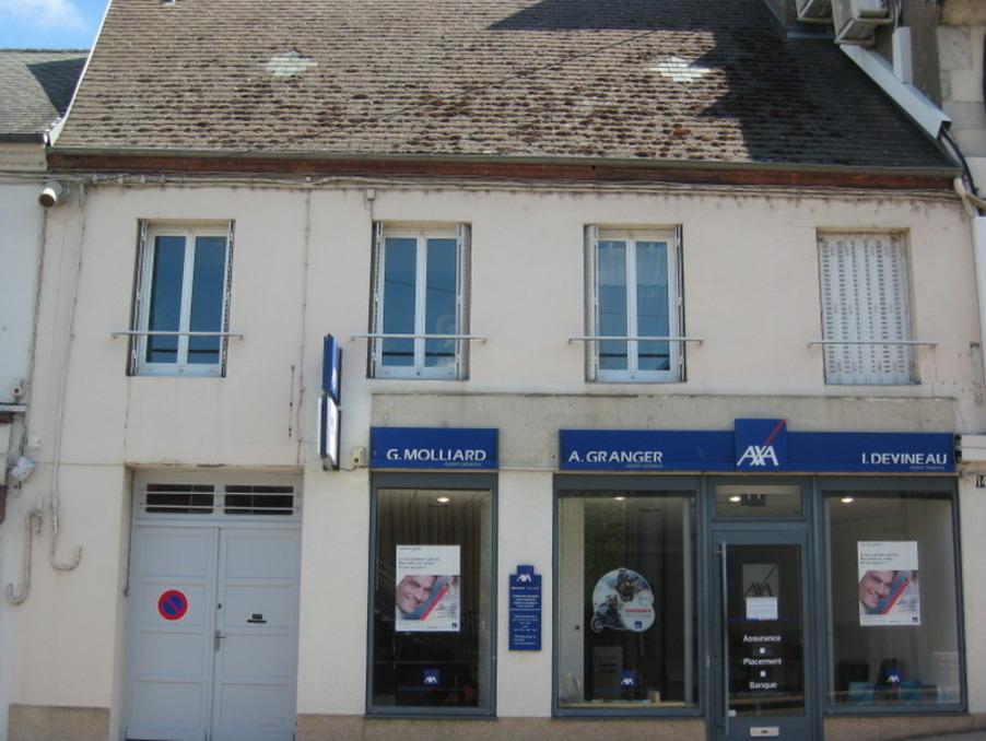 Vente Maison LUZY  131 500 €