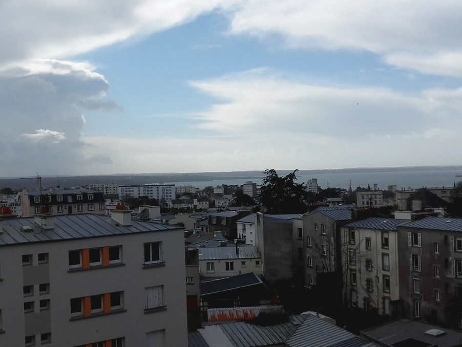 Vente Appartement  studio  BREST 58 500 €