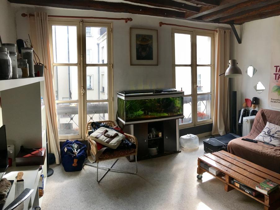Vente Appartement PARIS 3EME ARRONDISSEMENT  425 000 €
